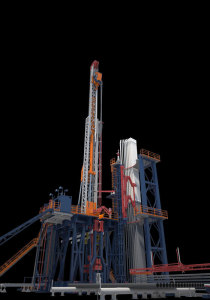 Drillmec has designed a fast-moving, automated rig that has a 50% smaller footprint than conventional land rigs. The first rig is expected to be complete in 2015.
