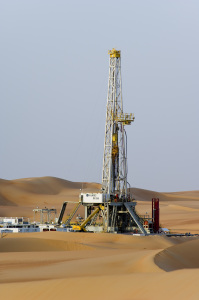 Nabors Rig 144 is working in Bahrain. Security and personnel training/retention remain two top challenges that companies in the Middle East are facing.