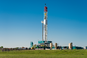 Trinidad Drilling's 1,500-hp Rig 121 is operating in the Eagle Ford. The drilling contractor has five rigs under construction for multi-year, take-or-pay contracts for shale operations in Texas, Louisiana and Mississippi.