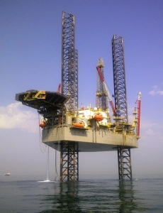 Shelf Drilling's High Island IX jackup underwent a $110 million upgrade that included replacements of all critical drilling and well control equipment. The rig is working in the Arabian Gulf.