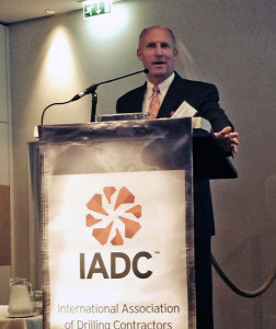 Collaboration in HSE will help the drilling industry to unlock greatness, Transocean President/CEO Steven Newman said at the 2014 IADC Drilling HSE Europe Conference in Amsterdam on 24 September.