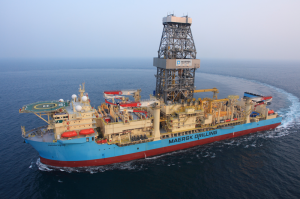The Maersk Viking is on a three-year contract with ExxonMobil in the Gulf of Mexico. Despite a dimmer outlook for the deepwater Gulf of Mexico over the next couple of years, contractors remain confident in the long-term prospects.