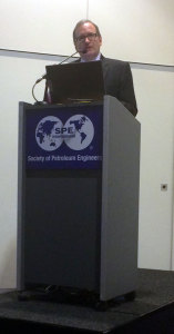 Dr Dan Fraser with Argonne National Laboratory presented findings from a study of offshore US well control incidents at the 2014 SPE Annual Technical Conference & Exhibition in Amsterdam on 29 October.
