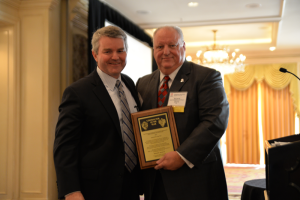 Ed Jacob of Independence Contract Drilling was honored with the IADC Contractor of the Year award at the 2014 IADC Annual General Meeting in New Orleans.