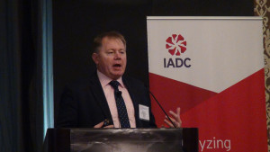 National Oilwell Varco (NOV) plans to deploy an advanced downhole-driven automation system in the Middle East in 2015, Tony Pink said at the 2014 IADC Critical Issues Middle East Conference in Dubai.