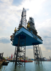Japan Drilling Co held a rig-naming ceremony for the HAKURYU-12 jackup on 23 January at the PPL shipyard in Singapore. The company plans to expand its rig count from the current eight to 14 by 2023.