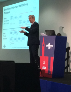 The Fast Track approach allowed Statoil to reduce its average field development time from five years to 2.7 years, Simon Berkeley, Principal, Consulting & Project Management, Halliburton, said a the 2015 SPE/IADC Drilling Conference on 19 March in London.