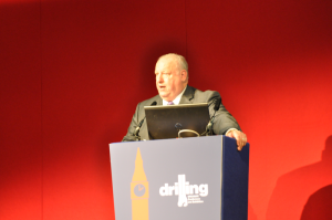 Despite the current market downturn, the industry must strive to develop solutions that will propel itself into the future, 2015 IADC Chairman Ed Jacob said at the opening session of the 2015 SPE/IADC Drilling Conference in London on 17 March.
