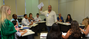 IADC provided information on WADI and the KSAs at a workforce development workshop held in Brazil on 4-5 March. Participants in this workgroup were discussing a floorman course offered by SENAI, a local group functioning like a community college system, and how to make it meet industry needs.