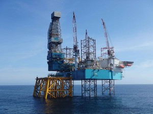 The Rowan Viking is on a 15-well contract with Lundin Petroleum in the Norwegian North Sea. Delivered in 2010, the rig can drill to 35,000 ft and operate in up to 400 ft of water.