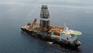 The Ocean BlackHawk is contracted to Anadarko into mid-2019. Diamond expects to have two of its drillships begin the transition to GE support by March, a third in Q3 and the last in Q4.
