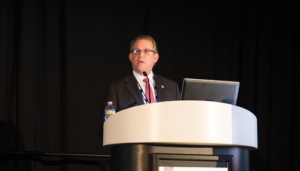 Speaking at the 2016 IADC/SPE Drilling Conference on 2 March in Fort Worth, IADC's Mark Denkowski urged companies to choose the appropriate level of well control training for their employees.