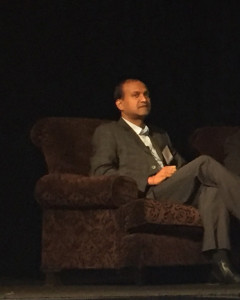 Gagan Singhal, Area Manager for Nabors Drilling International, talked about how to reduce worker distractions on rigs at the 2016 IADC Drilling HSE&T Asia Pacific Conference in Kuala Lumpur on 24 February.