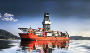 Petrobras has extended its contract for Seadrill's West Tellus drillship through October 2019 under a reduced dayrate.