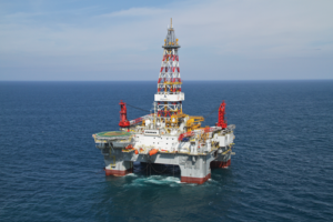 QGOG Constellation's Alpha Star, built in 2011, is one of the company's three ultra-deepwater DP semisubmersibles working offshore Brazil. The rig is capable of drilling in up to 9,000 ft of water.