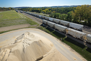 Fairmount Santrol has seen locally sourced sand proppants gain popularity over the past couple of years. Northern white sand can be more expensive as it must be transported from the northern US to well sites in other regions.
