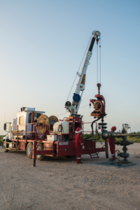 Weatherford uses a capillary system to deploy its Renaissance system into wells. It can be used to replace damaged subsurface safety valves without the need for a workover rig. The system has been modified so it can be deployed in highly sour onshore environments.