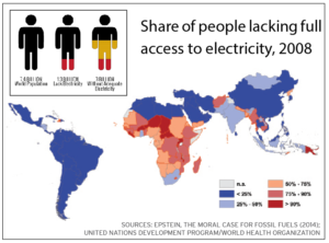 Energy poverty is an enormous global problem affecting 40% of the world population, but it does not receive the amount of coverage it deserves. At the same time, certain US government policies favor renewable energy sources, while blocking hydrocarbon solutions.