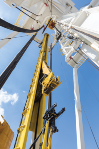 Nabors' iRacker autonomous tubular-handling system is designed to address two of the most common causes of incidents – dropped objects and pipe handling. By enabling hands-free pipe handling, workers are no longer required on the rig floor to trip pipe, and the risks for dropped objects are reduced. The system allows for offline stand-building and can also run casing in upper, intermediate and production sizes.