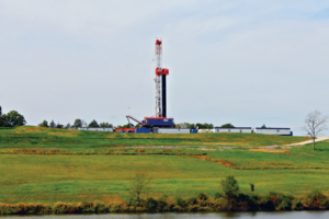 Patterson-UTI's Rig 263 operates in the Southwest Pennsylvania/West Virginia area of the Appalachian Basin.