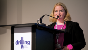 PinkPetro was created as a community for women professionals in the energy industry to help them succeed, CEO Katie Mehnert said at the special session on 15 March.