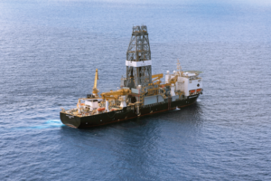 Diamond Offshore's Ocean BlackRhino drillship is working in the US Gulf of Mexico for Hess until 2020. All four of the contractor's drillships in the US Gulf of Mexico are operating under the Pressure Control by the Hour model announced last year, under which GE Oil and Gas purchased back Diamond's subsea BOP systems and is now paid to provide pressure-control services.