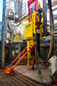 Bentec and CAN Global entered an agreement to supply Xtreme Drilling Corp with three Bentec equipment packages. Each will include a 500-ton AC top drive, remote-controlled iron roughneck and offline stand-builder.