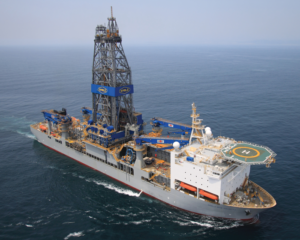Noble's Bob Douglas drillship drills for Anadarko in the US Gulf of Mexico. Since the start of 2015, Noble has retired five semisubmersibles, one jackup and one drillship.