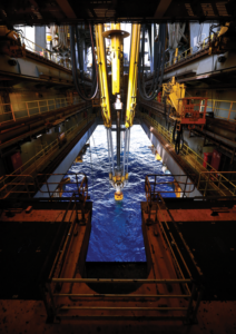Statoil has gained significant deepwater experience in the US Gulf of Mexico over the past several years. Now, the company is planning to spud its first deepwater well in the Mexican Gulf of Mexico, perhaps in late 2018 or 2019. Statoil won bids for Salina Blocks 1 and 3 during Mexico's Round 1.4 along with partners BP and Total. Photo Courtesy of Statoil.