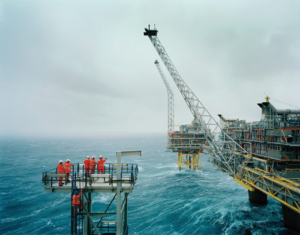 Statoil's companywide efficiency improvement efforts since 2013 have already reduced drilling time per offshore well by approximately 42% and reduced costs by about 35%. The company says it will be looking to bring its efficiency-boosting methodology along to Mexico when the time comes. Pictured is Statoil's Oseberg platform offshore Norway. Photo Courtesy of Statoil.