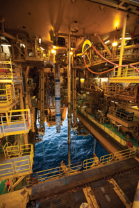 The Deepsea Atlantic is contracted to Statoil until 2019 on the Johan Sverdrup field.