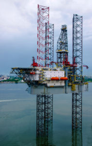 The ultra-premium harsh-environment jackup ENSCO 122 commenced a five-month contract with Ithaca Energy in April of this year.