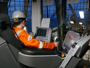 Ensco believes that its continued investment in the rig fleet, such as ENSCO 121 (pictured), has been key for the company's higher-than-average utilization rate for its 11 jackups in the North Sea.