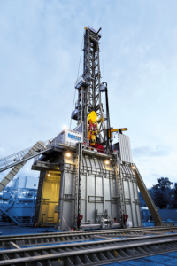 Lessons learned from its experience in developing the fully automated T-700 rig (pictured) led Bentec to decide that it would build single components that could be combined to work in an integrated smart control process. An example of this approach is Bentec's new offline stand builder, which is among three major drilling components being supplied this year to Xtreme Drilling for the upgrade of its three 850XE drilling rigs.
