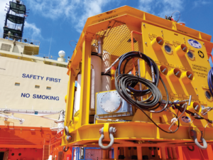 Trendsetter's 15,000-psi STIM system has completed seven subsea projects since November 2016 in the Gulf of Mexico. The most recent live well operation consisted of acid stimulation on three wells with pressures up to 12,500 psi.
