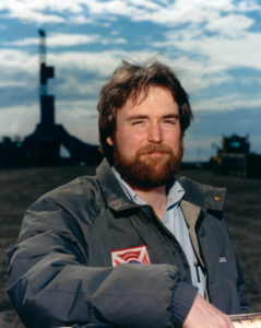 Mr Brady was serving as Drilling Foreman around 1988 at Milne Point on the North Slope of Alaska. He spent five years in the state, working in both drilling and production.