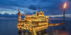 Shell Integrated Gas Thailand and Thai Energy Company, both affiliates of Royal Dutch Shell, have agreed to sell their 22.2% interest in the Bongkot field (pictured) and adjoining acreage offshore Thailand to PTTEP. The transaction is expected to complete in Q2 2018. The agreement is for Shell's stake in Blocks 15, 16 and 17 and Block G12/48. Following the completion of this transaction, PTTEP's stake in Bongkot will increase to 66.67%, with the remaining 33.3% owned by Total.
