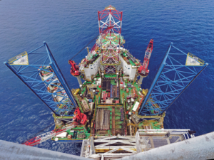 Vantage Drilling's Topaz Driller jackup drilled three extended-reach wells for Ophir Energy in Thailand in 2017 before moving on to a new work program in Indonesia with PC Ketapang, a subsidiary of Petronas.
