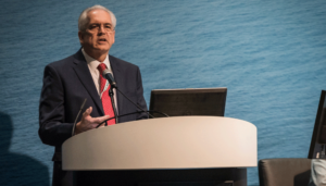 Bruce Bailie, Digital Officer for Siemens, discusses the obvious and hidden costs of digital transformation on 30 April at the 2018 OTC in Houston, Texas.