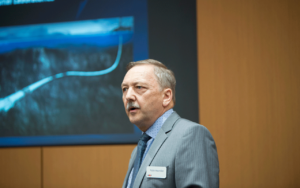 Continuous updates are planned every two years for a drilling systems automation roadmap that is under development through an IADC DEC JIP, said Robin Macmillan, Senior Vice President at National Oilwell Varco, during a presentation at the DEC Q2 2018 Technology Forum on June 13 in Houston.