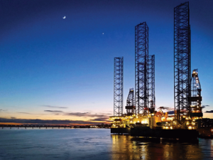 Earlier this year, Rowan's ultra-harsh environment jackup Rowan Gorilla VII received an 18-month drilling contract from Chrysaor for work at the Maria field in the UK North Sea. The contract includes two one-year options.