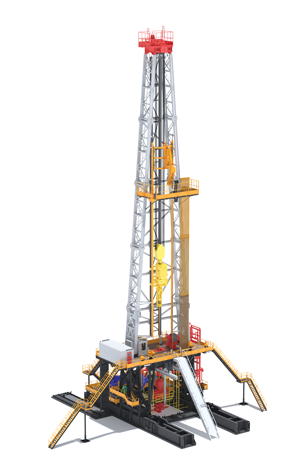 Drillmec developed its automated pipe-handling system, the Stinger, using robotics technologies. The goal in developing this all-electric system was to simplify well construction operations by allowing the makeup of drill pipe, BHA stands and casing stands offline while drilling continues.