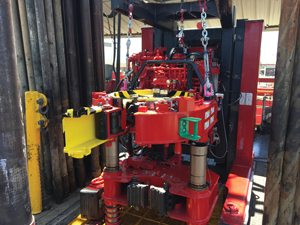 In Q3 2018, Weatherford plans to roll out for commercial field trials a new version of its AutoTong technology. This version will focus on remotely controlled operations of mechanized equipment, including those on deepwater rigs. The technology works by controlling the entire process of connection and evaluation with its onboard computer system, allowing for a controlled and precise stop as the optimum torque is reached.