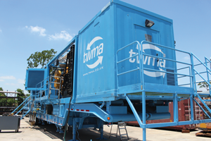 Dynamic's offerings will complement TWMA's existing drilling waste management products.
