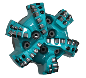 The bit body of the XP drill bits has been engineered to ensure structural integrity in extreme conditions.