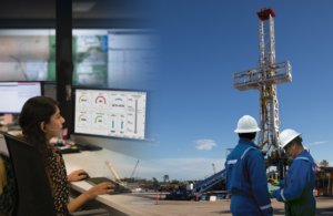 Schlumberger's investment in digital capabilities, wellsite connectivity and real-time collaborative workflows allows for strategic placement of domain experts in non-wellsite locations.