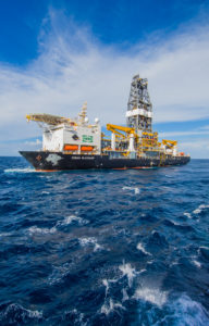 Diamond Offshore's Ocean Blacklion is contracted to drill for Hess in the US Gulf of Mexico into early 2020. Hess believes that deepwater can compete and even demonstrate higher returns than onshore unconventionals if the industry focuses on adopting Lean principles.
