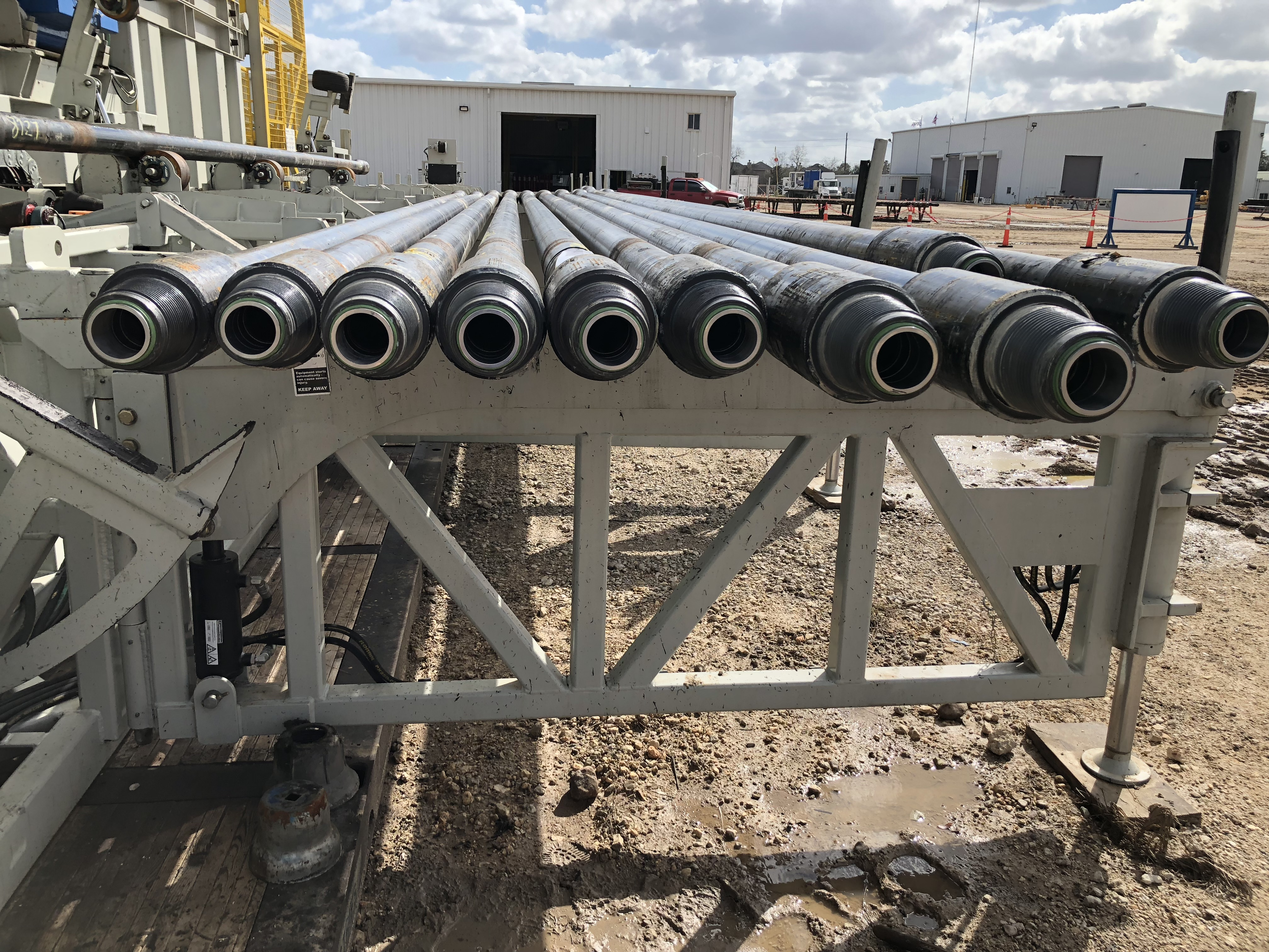 Electrically powered, open-platform wired drill pipe technology headed for  commercial launch this year - Drilling Contractor